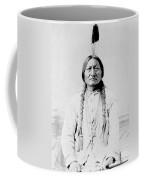 Sitting Bull, A Hunkpapa Lakota Tribal Coffee Mug