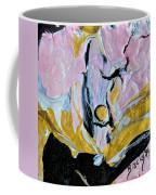 Sitting In A Pink Cloud Coffee Mug