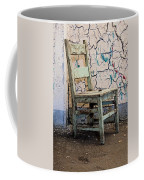 Sitting In Candyland Coffee Mug