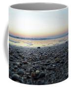 Sitting On The Beach Coffee Mug