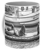 Sitting On The Dock Of The Bay Coffee Mug
