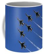 Six In Flight Coffee Mug