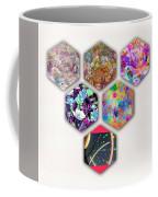 Six Paintings  Coffee Mug