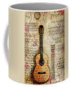 Six String Sages Coffee Mug