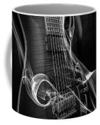 Six Stringer Bw Coffee Mug