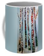 Six Tall Trees Coffee Mug