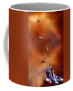 Six Wild Tigers Coffee Mug