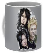 Sixx A.m. Coffee Mug