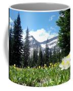 Siyeh Pass Coffee Mug