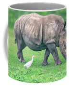 Size Doesn't Matter  Coffee Mug