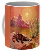 Sizzling Heat Coffee Mug