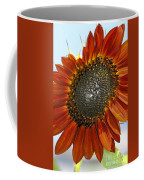 Sizzling Hot Sun Flower Coffee Mug
