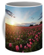 Skagit Sunset Field Coffee Mug