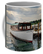 Skaneatelesmailboat Coffee Mug