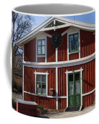 Skansen Building Coffee Mug