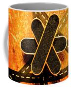 Skateboarding Star Coffee Mug