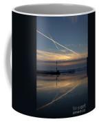 Skating On The Sky 3 Coffee Mug