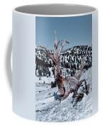 Skating Pine Coffee Mug