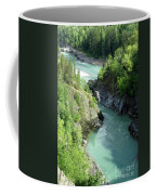 Bulkley River Canyon Coffee Mug