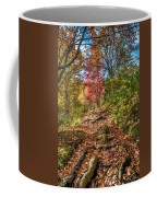 Skeleton Of Graveyard Fields Coffee Mug
