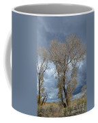 Skeleton Trees Coffee Mug