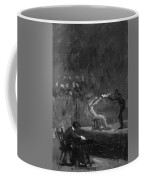 Sketch For Between Rounds Coffee Mug