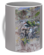 Sketch For Ogwen Painting 2 Coffee Mug