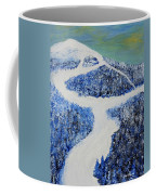 Ski Dream Coffee Mug