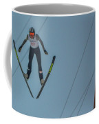 Ski Jumper 2 Coffee Mug