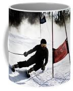 Ski Racer 2 Coffee Mug