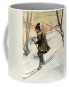 Skidande Same Coffee Mug