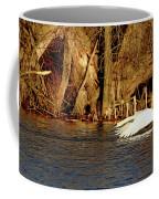 Skimming The Water Coffee Mug