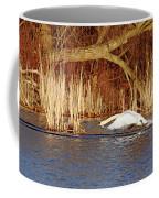 Skimming The Water I Coffee Mug