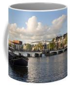 Skinny Bridge In Amsterdam Coffee Mug
