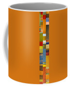 Skinny Color Study Ll Coffee Mug by Michelle Calkins