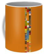 Skinny Color Study Ll Coffee Mug by Michelle Calkins