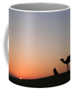 Skn 0868 Sunrise View Coffee Mug