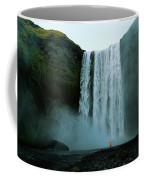Skogafoss Coffee Mug