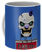 Skull Fun House Sign Coffee Mug