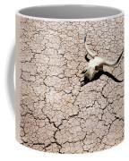 Skull In Desert 2 Coffee Mug