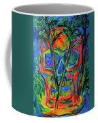 Skull Island Coffee Mug by Kendall Kessler
