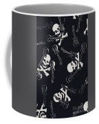 Skull Rockers Art Coffee Mug