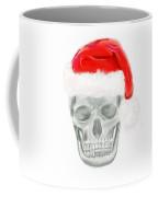 Skully Santa Coffee Mug