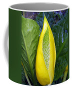 Skunk Cabbage Coffee Mug