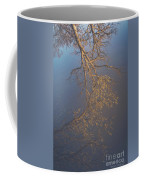 Sky Above Me, Water Below Me, Life Surrounds Me. Coffee Mug by Viviana Nadowski