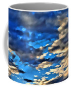 Sky And Clouds Coffee Mug