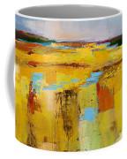 Sky And Marsh Coffee Mug