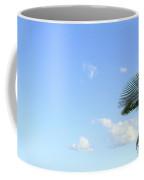 Sky And Palm Coffee Mug