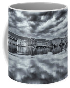 Sky And Sea Coffee Mug