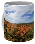 Sky And Trees Coffee Mug